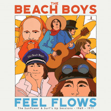 4LP / Beach Boys / Feel Flows: The Sunfower & Surf's Up / Vinyl / 4LP