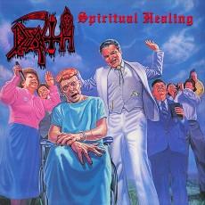 LP / Death / Spiritual Healing / Vinyl / Coloured / Reedice 2020