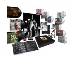 LP/CD / Linkin Park / Hybrid Theory / 20th Anniversary / Vinyl / 4LP+5CD+3DV
