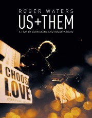 Blu-Ray / Waters Roger / Us+Them / Blu-ray / Digisleeve