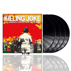4LP / Killing Joke / Singles Collection 1979-2012 / Vinyl / 4LP