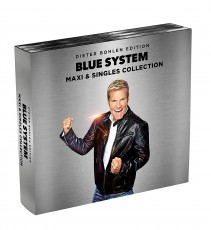 3CD / Blue System / Maxi & Singles Collection / 3CD