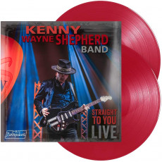 2LP / Shepherd Kenny Wayne / Straight To You: Live / vinyl / 2LP / Colour
