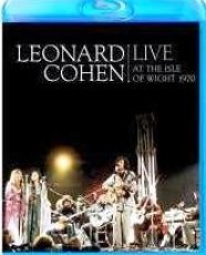 Blu-Ray / Cohen Leonard / Live At The Isle Of Wight / Blu-Ray Disc