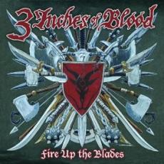 CD / 3 Ichines Of Blood / Fire Up The Blades