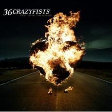 CD / 36 Crazyfists / Rest Inside TheFlames