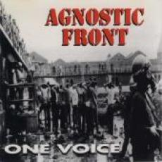 CD / Agnostic Front / One Voice