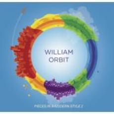 CD / Orbit William / Pieces In A Modern Style 2