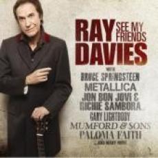 CD / Davies Ray / See My Friends