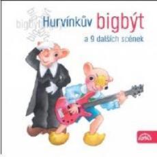 CD / Hurvínek / Hurvínkův bigbýt a 9 dalších scének