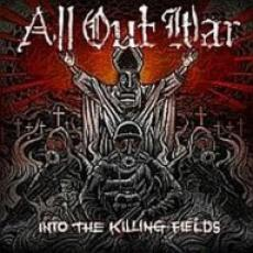 CD / All Out War / Into The Killing Fields