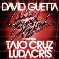 LP / Guetta David / Little Bad Girl / Maxi Single / 4 Track