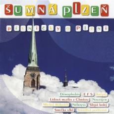 CD / Various / Šumná Plzeň / Písničky o Plzni
