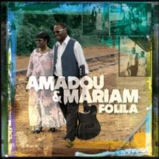 CD / Amadou & Mariam / Folila