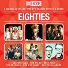 6CD / Various / 6x6 Eighties / 6CD