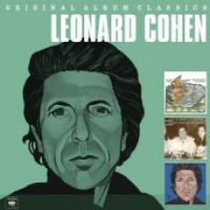 3CD / Cohen Leonard / Original Album Classics / 3CD