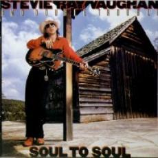 LP / Vaughan Stevie Ray / Soul To Soul / Vinyl
