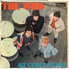 LP / Who / My Generation / Vinyl