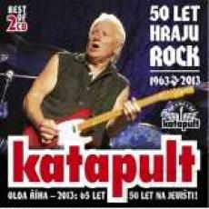 2CD / Katapult / 50 let hraju rock / 1963-2013 / 2CD / Digipack