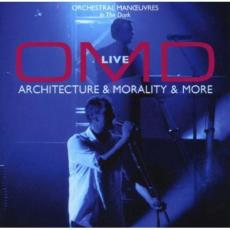 CD/DVD / O.M.D. / Architecture & Morality & More / Live / CD+DVD