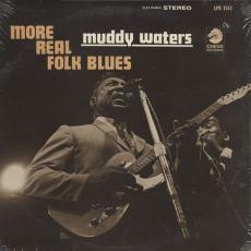LP / Waters Muddy / More Real Folk Blues / Vinyl