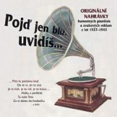 CD / Various / Pojď jen blíž,uvidíš...
