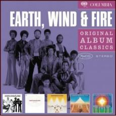5CD / Earth, Wind & Fire / Original Album Classics / 5CD