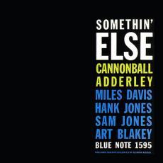 CD / Adderley Cannonball / Somethin'Else