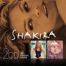 2CD / Shakira / She Wolf / Sale El Sol / 2CD