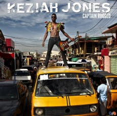 CD / Jones Keziah / Captain Rugged