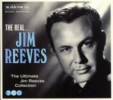 3CD / Reeves Jim / Real...Jim Reeves / 3CD / Digipack