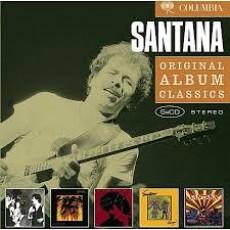 5CD / Santana / Original Album Classics 2 / 5CD