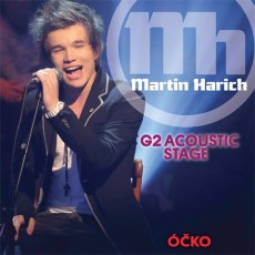 CD/DVD / Harich Martin / G2 Acoustic Stage / CD+DVD