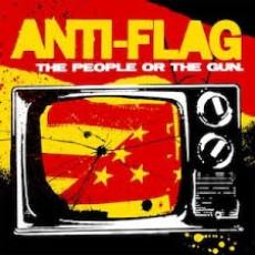 LP / Anti-Flag / Peole Or The Gun / Vinyl