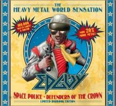 2CD / Edguy / Space Police:Defender Of The Crown / Digibook / 2CD
