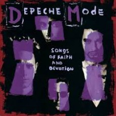 LP / Depeche Mode / Songs Of Faith And Devotion / Vinyl