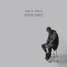 CD/DVD / Albarn Damon / Everyday Robots / CD+DVD