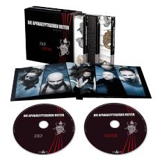 2CD / Die Apokalyptischen Reiter / Tief / Tiefer / Artbook / 2CD