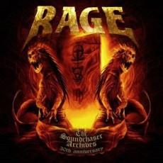 2CD/DVD / Rage / Soundchaser Archives / 2CD+DVD / Limited