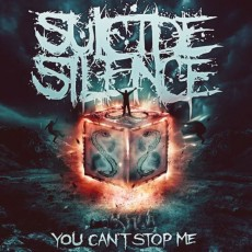 CD/DVD / Suicide Silence / You Can't Stop Me / CD+DVD / Digipack