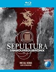 Blu-Ray / Sepultura / Metal Vein / Alive At Rock In Rio / Blu-Ray