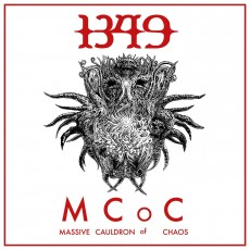 LP / 1349 / Massive Cauldron Of Chaos / Vinyl