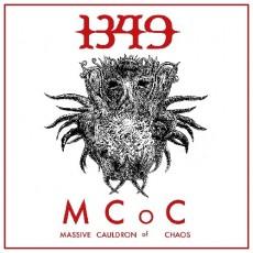 CD / 1349 / Massive Cauldron Of Chaos