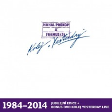 LP/DVD / Prokop Michal & Framus Five / Kolej Yesterday / LP+DVD / Vinyl