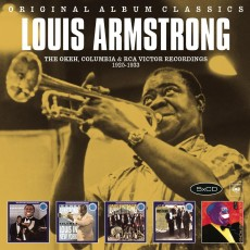 5CD / Armstrong Louis / Original Album Classics / 5CD
