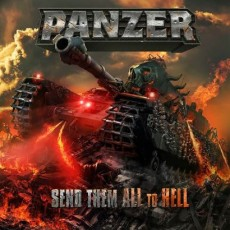CD / Panzer/GER / Send Them All To Hell / Digipack