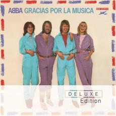 CD/DVD / Abba / Gracias Por La Musica / CD+DVD / DeLuxe
