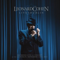 CD/BRD / Cohen Leonard / Live In Dublin / 3CD+Blu-Ray