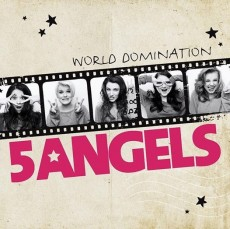 CD / 5Angels / World Domination