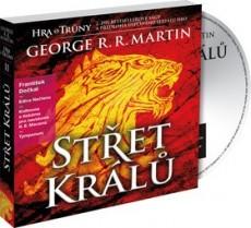 4CD / Martin George R.R. / Hra o trůny 2. / Střet králů / 4CD / MP3